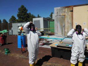 Haz Mat PPE Gear