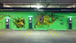 EV Chargers - Camelback Esplanade