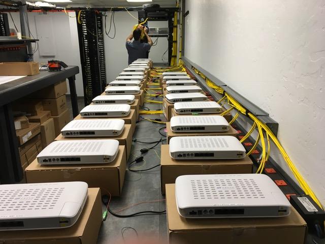Gigabit Passive Optical Network