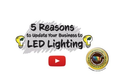 5 Reasons to Upgrade to LED Lighting