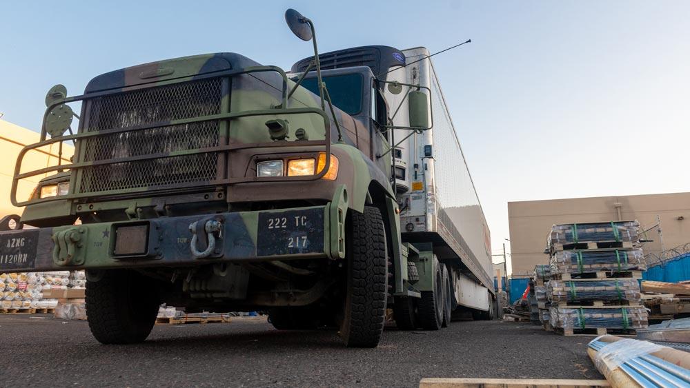 AZ National Guard Truck